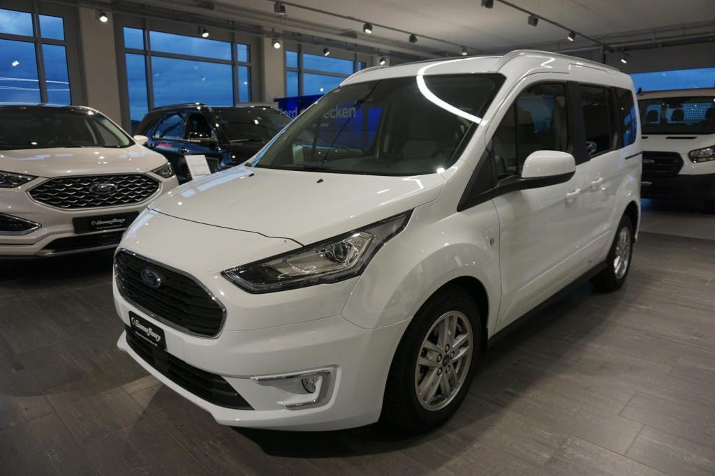 bus Ford Connect Tourneo ect 1.5 EcoBlue 120 Titanium