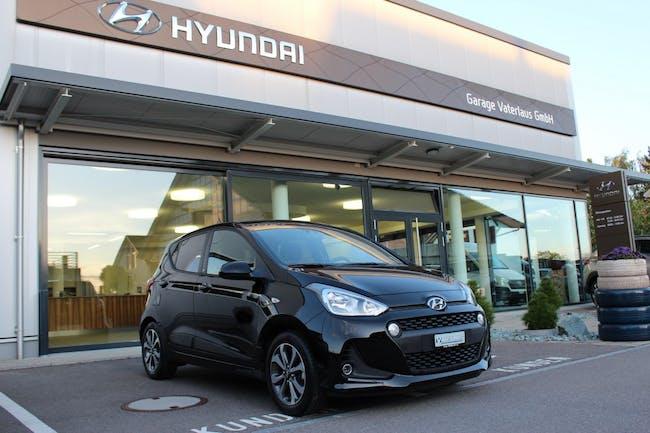 saloon Hyundai i10 1.0 GO Plus