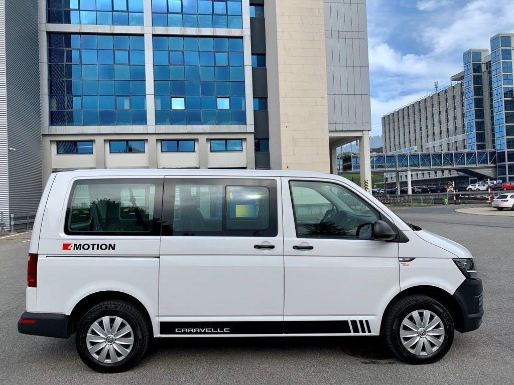 bus VW T6 2.0 TDI 4Motion Caravelle ´´kurzer Radstand´´