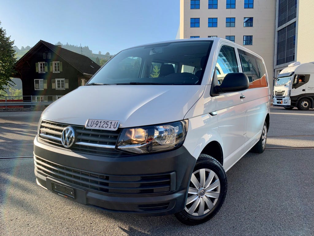 bus VW T6 2.0 TDI 4Motion Caravelle ´´kurzer Radstand´´