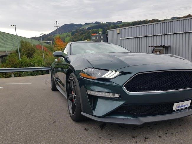 coupe Ford Mustang Coupé 5.0 V8 Bullitt