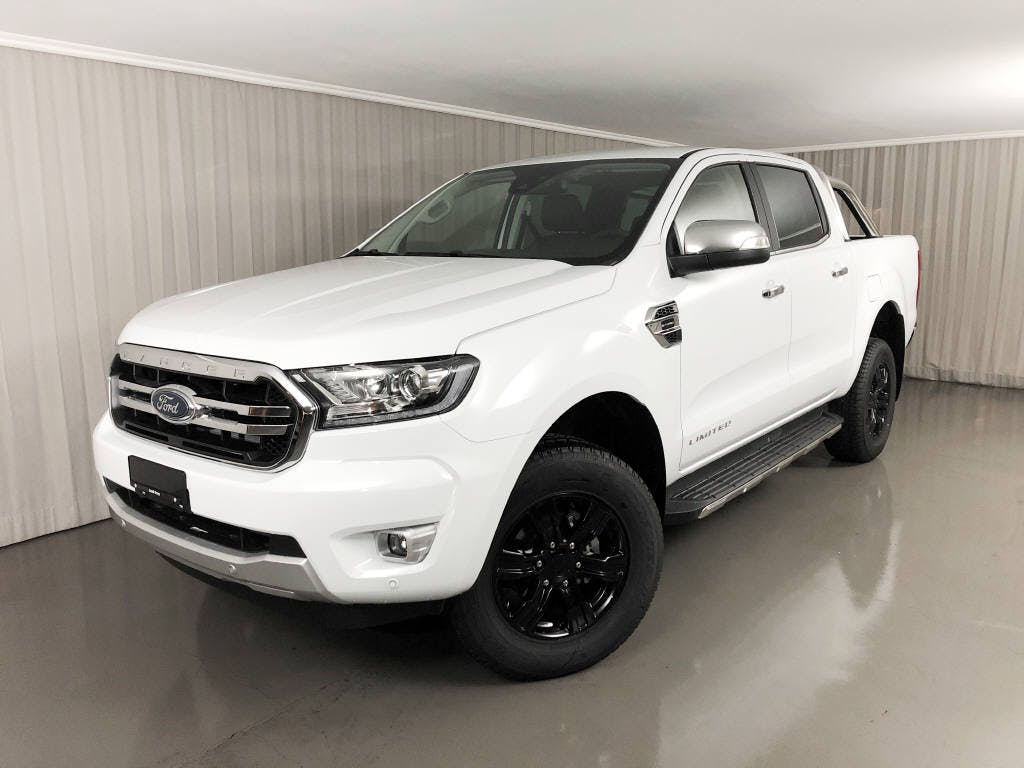 saloon Ford Ranger 2.0 EcoBlue 4x4 Limited