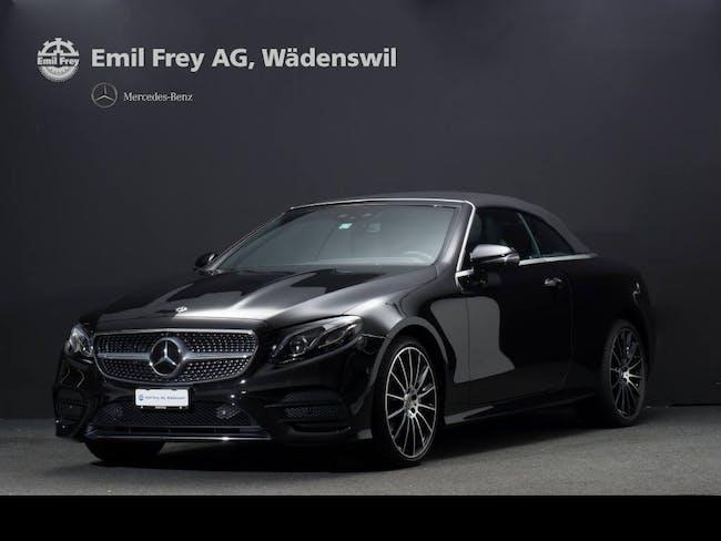 van Mercedes-Benz E-Klasse E 400 AMG Line 4matic