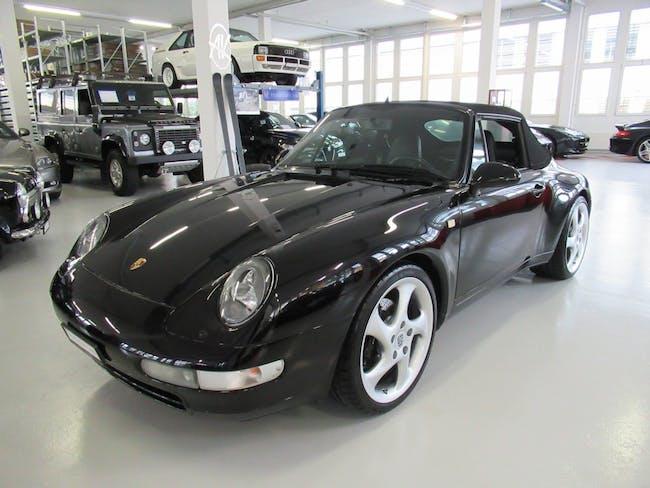 cabriolet Porsche 911 Carrera Cabrio Tiptronic