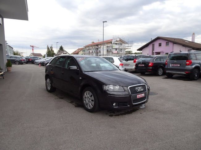 saloon Audi A3 Sportback 1.8 Turbo FSI Attraction