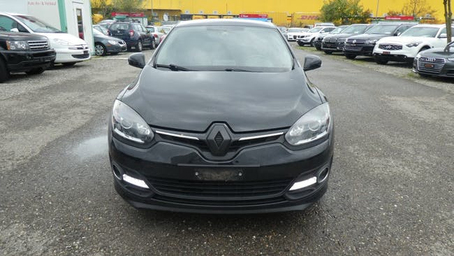 saloon Renault Mégane 1.2 16V Turbo Expression