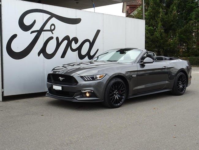 cabriolet Ford Mustang Cabrio 5.0 V8 GT