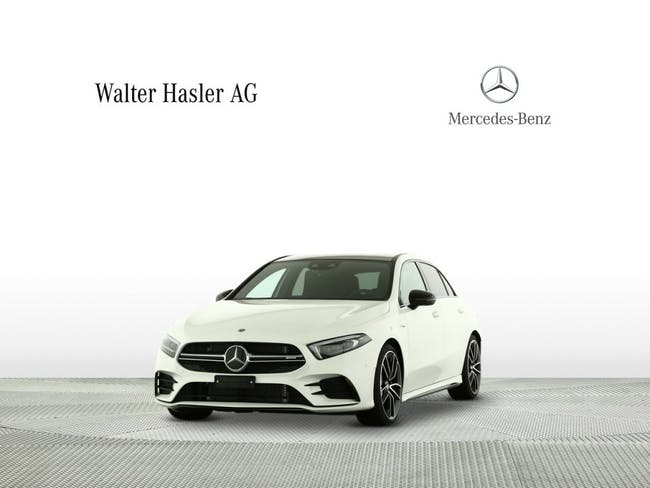 saloon Mercedes-Benz A-Klasse A 35 AMG 4Matic Speedshift