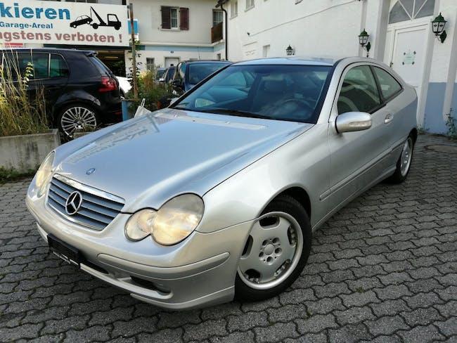 coupe Mercedes-Benz C-Klasse C 230 Kompressor