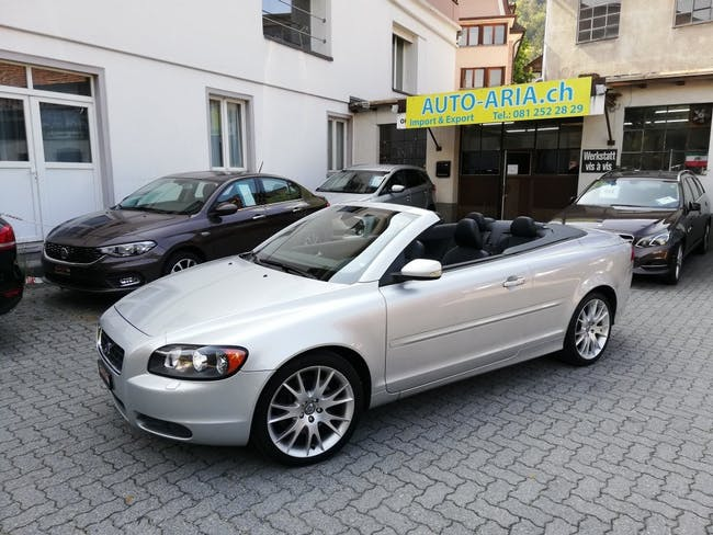 cabriolet Volvo C70 D5 Momentum Geartronic