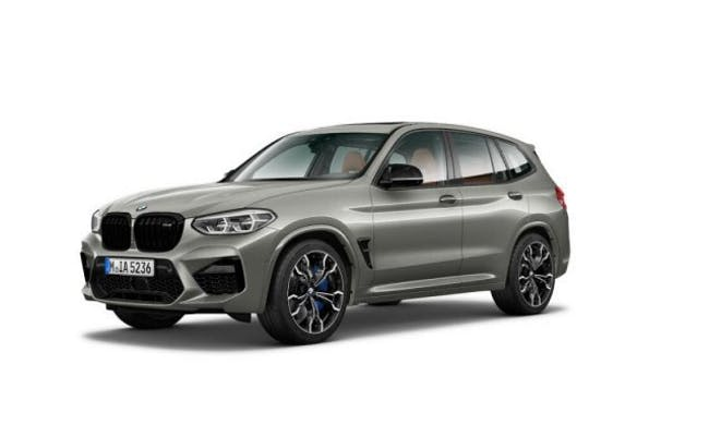 suv BMW X3 M xDrive Competition