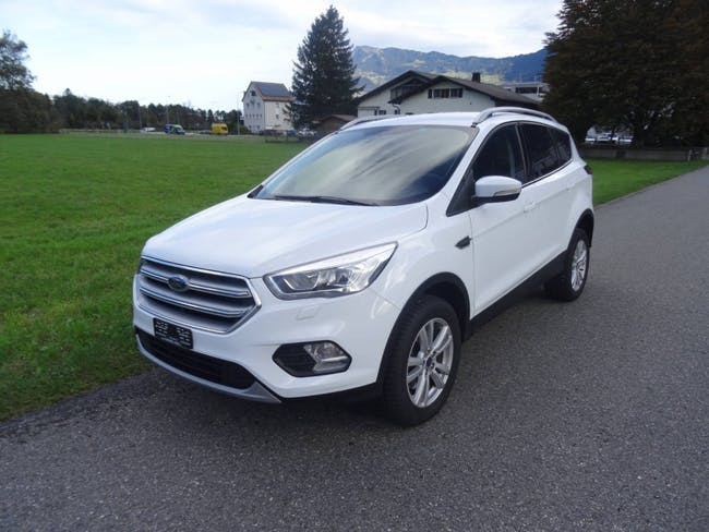 suv Ford Kuga 2.0 TDCi 150 Business 4WD