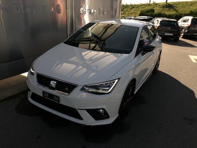 saloon SEAT Ibiza 1.0 EcoTSI Swiss FR Evolution DSG