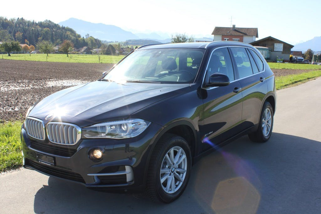 suv BMW X5 xDrive 40d Steptronic