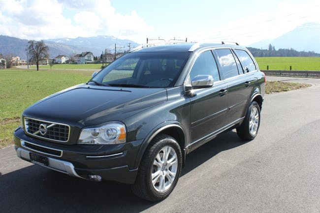 suv Volvo XC90 D5 AWD Executive Geartronic