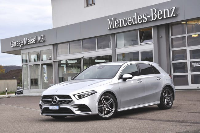 saloon Mercedes-Benz A-Klasse W177 A 180 d AMG Line
