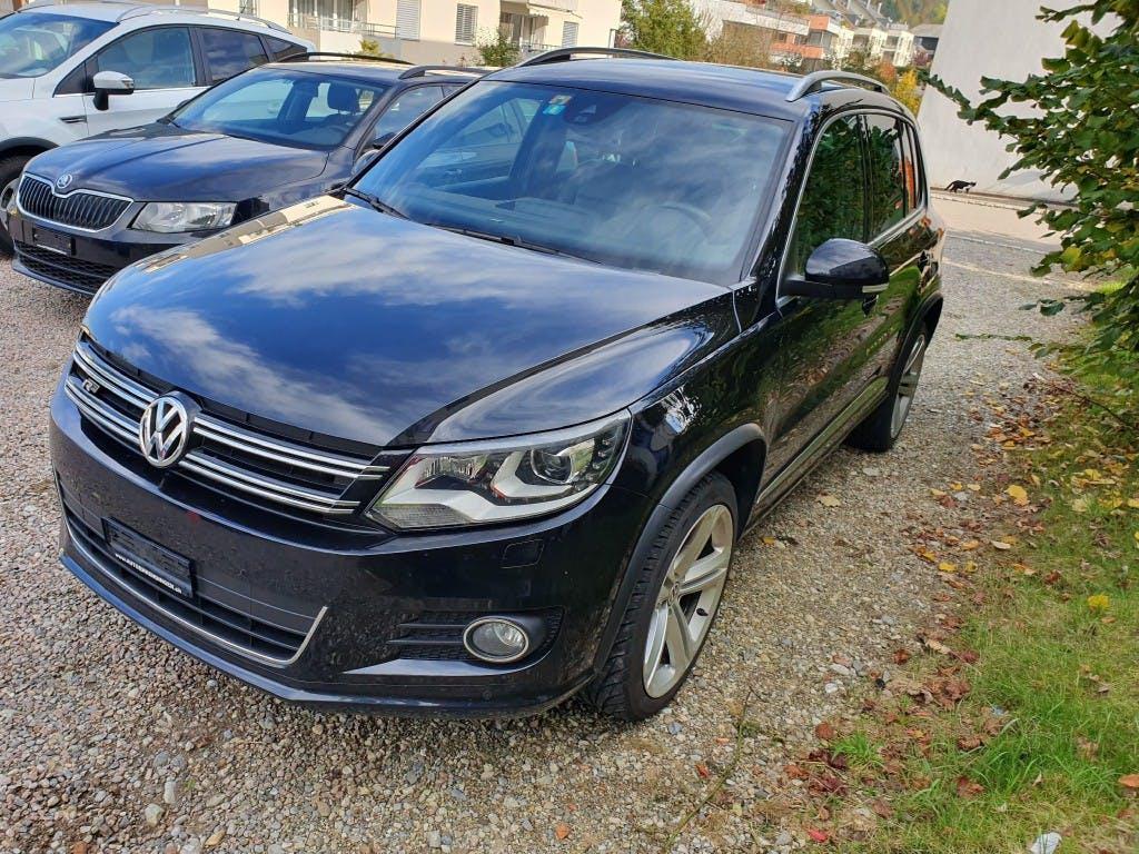 suv VW Tiguan 2.0 TDI BlueMotion Sport&Style 4Motion DSG