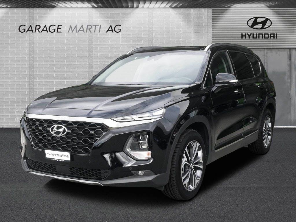 suv Hyundai Santa Fe 2.2 CRDi Vertex 4x4