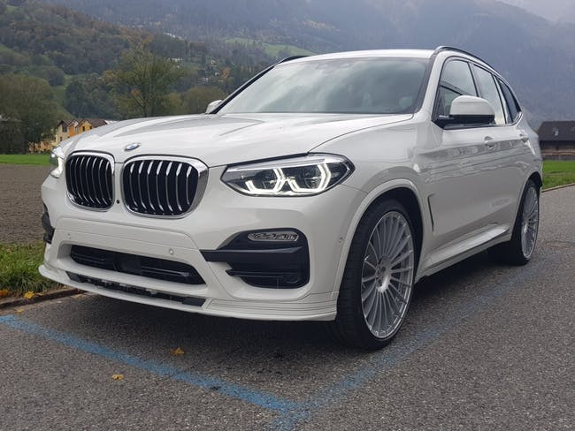 suv BMW Alpina XD3 BiTurbo 3.0d Switch-Tronic