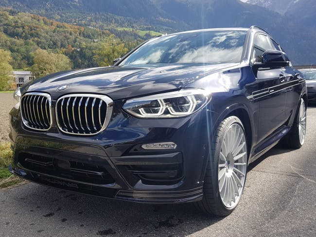 suv BMW Alpina XD4 BiTurbo 3.0d Switch-Tronic