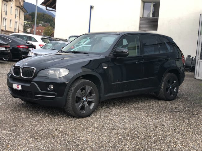 suv BMW X5 xDrive 30d (3.0d) Steptronic