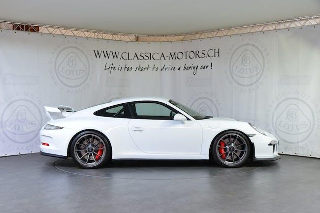 coupe Porsche 911 GT3 PDK