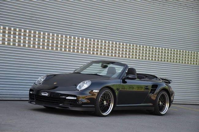 cabriolet Porsche 911 Cabrio Turbo Tiptronic
