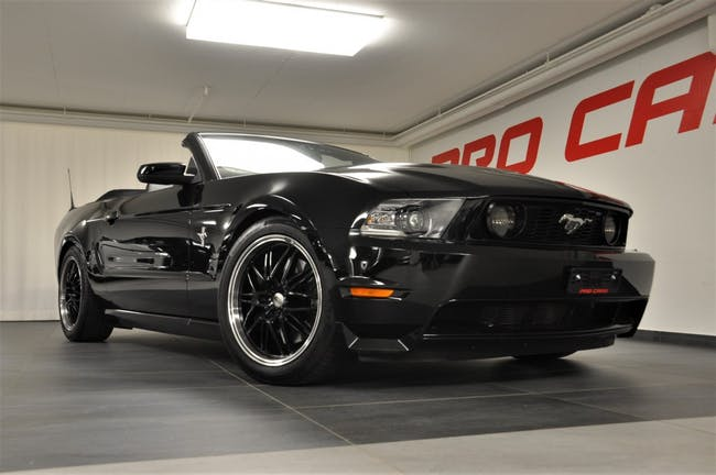 cabriolet Ford Mustang Convertible 5.0 V8 GT Premium