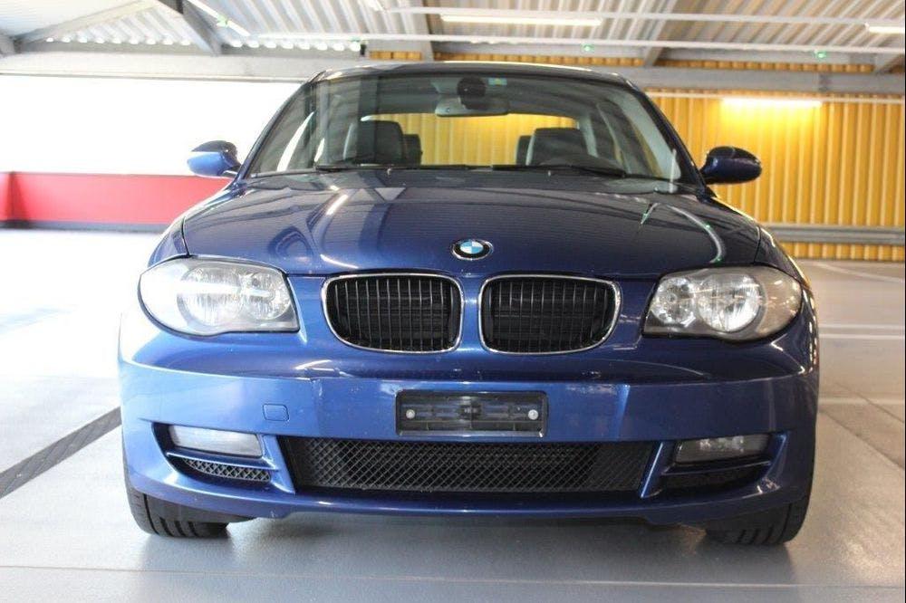 coupe BMW 1er 123d Coupé
