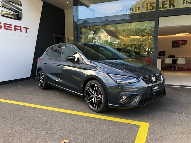saloon SEAT Ibiza 1.0 EcoTSI Swiss FR DSG