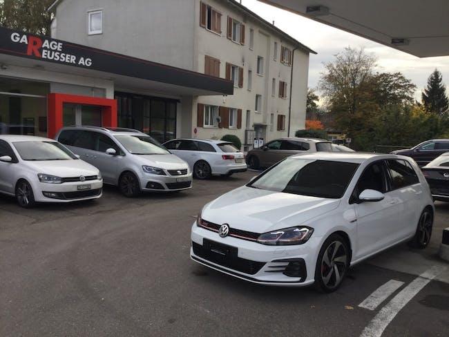 saloon VW Golf 2.0 TSI GTI PERFORMANCE DSG 245 PS