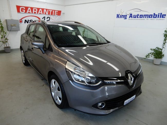 estate Renault Clio Grandtour 1.2 16V T Swiss Edition EDC