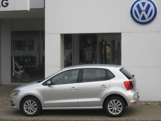 saloon VW Polo 1.0 BMT Comfortline