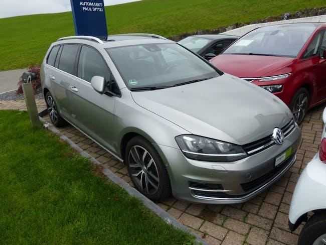 estate VW Golf Variant 1.4 TSI Cup DSG