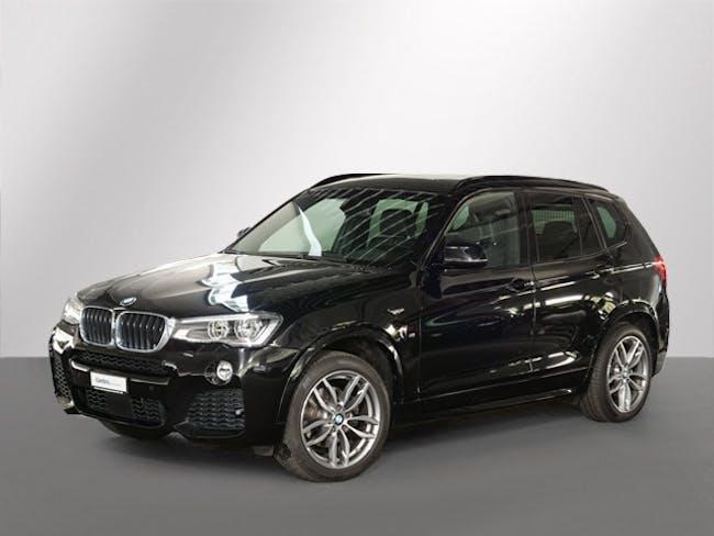 suv BMW X3 F25 20D XDRIVE