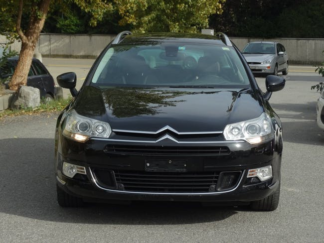 estate Citroën C5 Tourer 2.2 HDi Exclusive