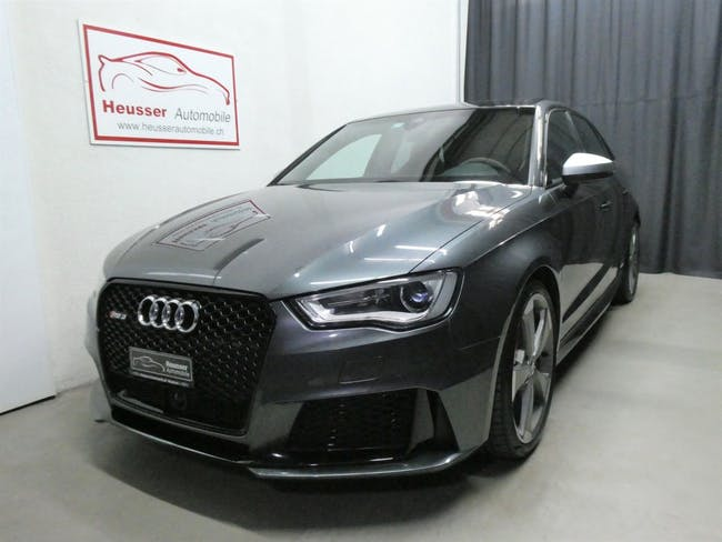 saloon Audi S3 / RS3 RS3 2.5 TSI quattro S-tronic - 367 PS