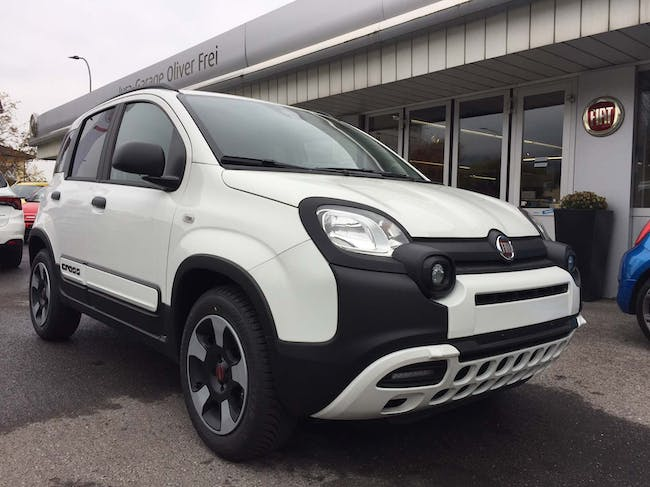 saloon Fiat Panda 1.2 69 City Cross