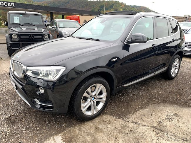 suv BMW X3 xDrive 30d xLine Steptronic