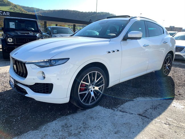 suv Maserati Levante D 3.0 V6 Automatica