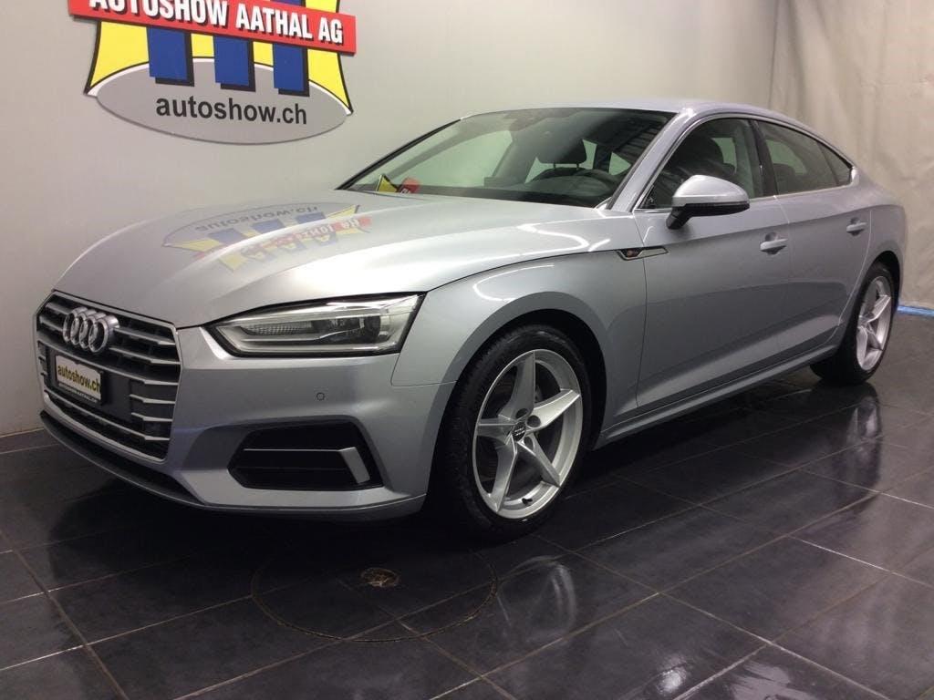 saloon Audi A5 Sportback Sport S-Line Design 40TFSI S-Tronic