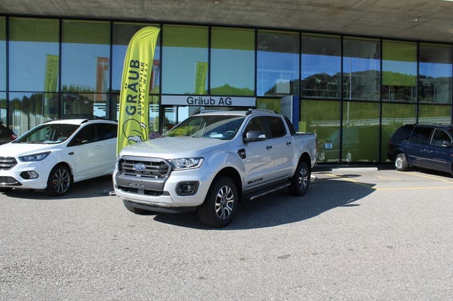 saloon Ford Ranger Wildtrack 3.2 TDCi 4x4 A