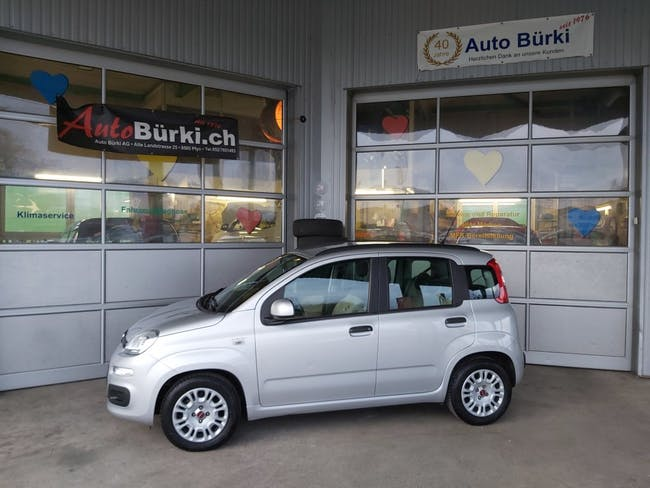 saloon Fiat Panda 1.2 Easy