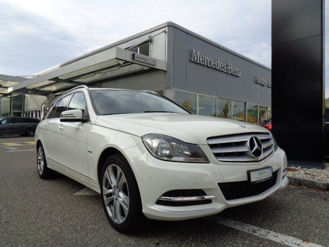 estate Mercedes-Benz C-Klasse C 180 BlueEff Avgarde