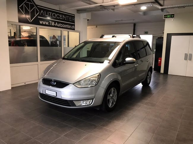 van Ford Galaxy 2.0 TDCi Carving Automatic