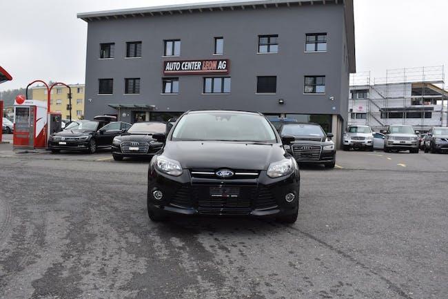 saloon Ford Focus 1.6 SCTi Titanium