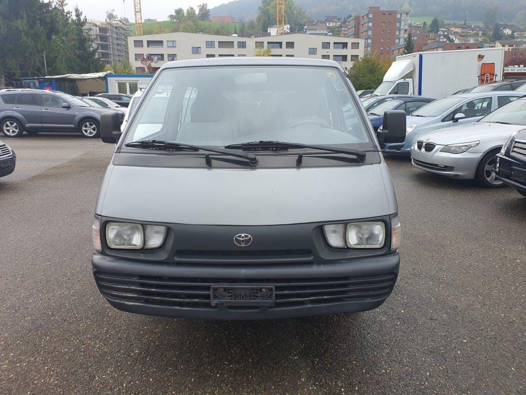 bus Toyota Lite Ace YR 22 LG-MDSEW Wagon