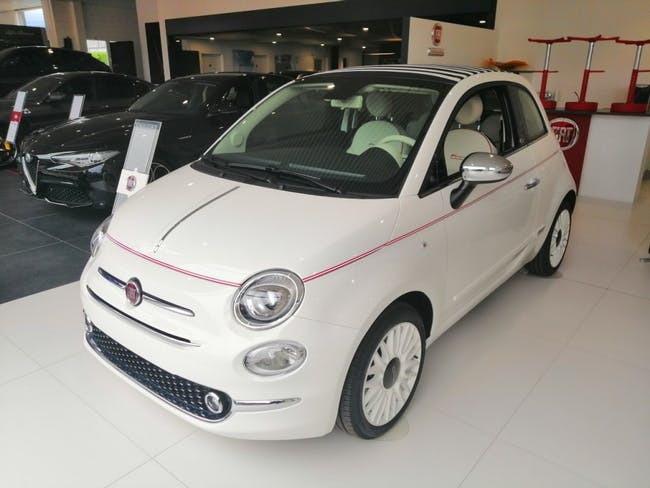cabriolet Fiat 500 C 0.9 85cv Dolcevita