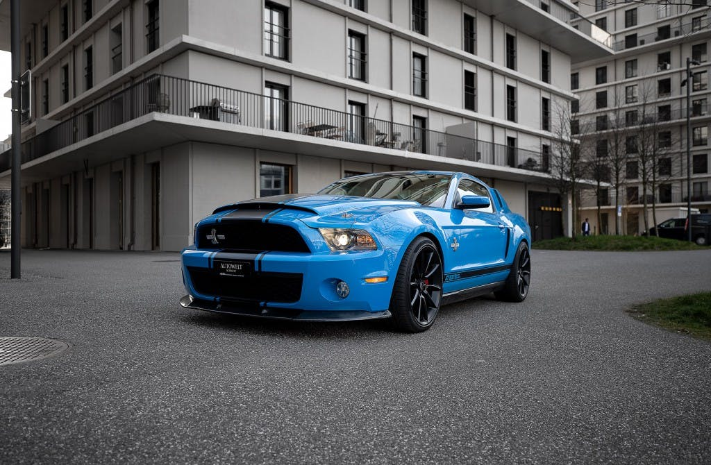 coupe Ford Mustang Shelby Supersnake
