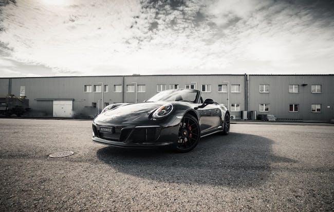 cabriolet Porsche 911 Cabrio Carrera GTS PDK